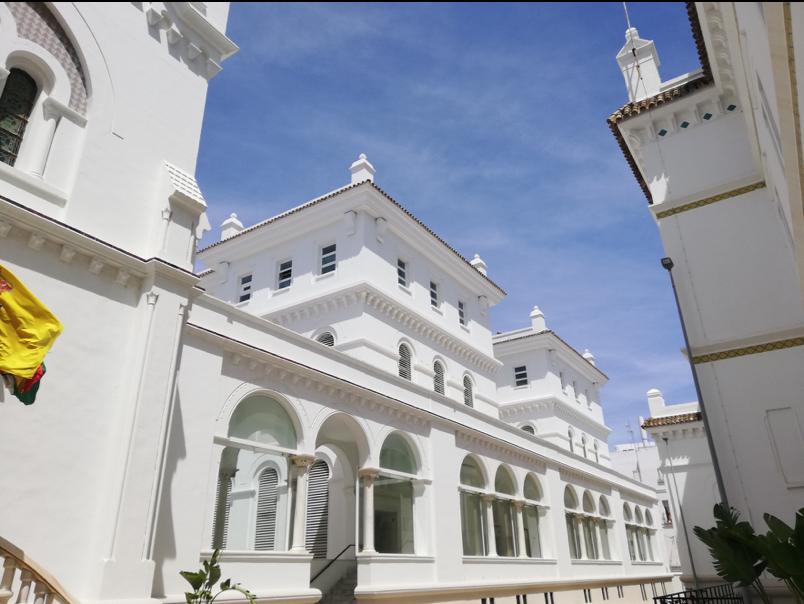 """Entrega de Premios """"Egresado de Honor"""" y """"Empresa Socialmente Responsable de la Provincia de Cádiz"""" 2019 – Facultad de Ciencias Económicas y Empresariales"""