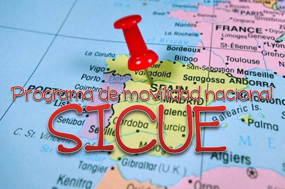 Convocatoria de movilidad nacional SICUE: Nueva charla informativa el jueves 20 de febrero en Cádiz