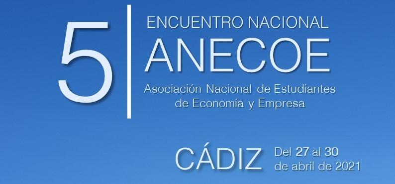 La Universidad de Cádiz acogerá el V Encuentro de los Representantes de Estudiantes de Económicas de España